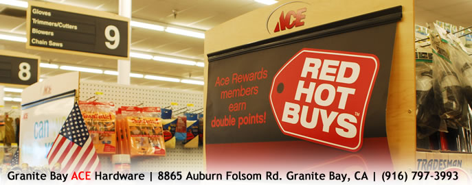 Granite Bay Ace Hardware - Granite Bay, CA